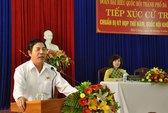 """Ông Nguyễn Bá Thanh: Tui đi, Đà Nẵng như mất một """"tiền đạo"""