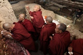Phát hiện đền cổ nơi Đức Phật ra đời