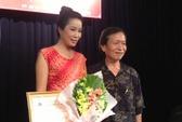 Trịnh Kim Chi nhận giải nhờ vai phụ trong vở