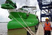 Tàu Uilenspiegel của Bỉ nạo vét luồng Soài Rạp