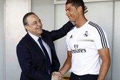 Ronaldo: Siêu sao, siêu thu nhập