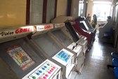 Thu giữ hàng chục máy đánh bạc