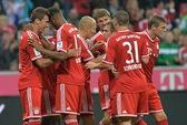 Bayern Munich đại thắng, PSG hòa may mắn