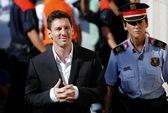 Cha con Messi đã ra tòa vì tội trốn thuế