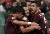 AS Roma bay cao trên đỉnh Serie A