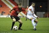 Đội trẻ M.U bị loại bởi Shakhtar Donetsk: Điềm gở cho