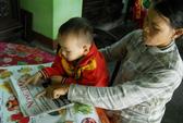2 tuổi đã biết đọc chữ