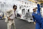 Phi hành gia NASA nhảy Gangnam Style