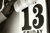 Con số 13 và nỗi sợ hãi dị đoan