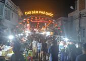 """Chợ đêm Phú Quốc suýt """"thất thủ"""" vì lượng khách quá đông"""