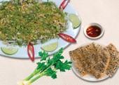 Tiết canh cua - đặc sản chỉ có ở Phú Quốc