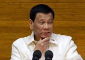 """Vì sao Tổng thống Duterte liên tục """"dọa"""" từ chức nhưng chưa làm?"""
