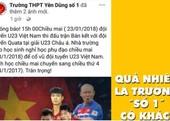Nghỉ họp, nghỉ làm... để 'tiếp lửa' U23 Việt Nam