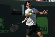 Federer sốc khi sớm bị loại khỏi Miami Open