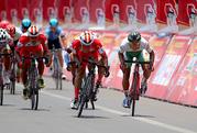 Giải xe đạp Cúp Truyền hình TP HCM: Lê Văn Duẩn có chiến thắng đầu tiên