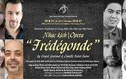 """Dựng lại nhạc kịch """"Hoàng hậu Frédégonde"""" sau 100 năm"""