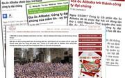 Địa ốc Alibaba tự ý chào bán cổ phiếu?