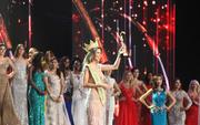 Người đẹp Peru chiến thắng Hoa hậu Hòa bình Thế giới 2017