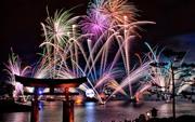 5 điểm xem pháo hoa Tết Dương lịch ở châu Á