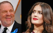 "Mỹ nhân Salma Hayek gọi Harvey Weinstein là ""quái vật"""