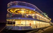 Khám phá du thuyền Saigon Princess  trên sông Sài Gòn
