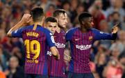 """""""Barca không Messi"""" đối đầu Inter Milan"""