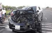 Khởi tố vụ xe Mazda BT50 tông liên hoàn ở Quảng Nam