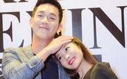 """Cặp đôi """"Hậu duệ mặt trời"""" phiên bản Việt tình tứ ngoài đời"""