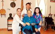 NSND Kim Cương tiếc nuối khi di nguyện của GS-TS Trần Văn Khê bất thành