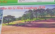 """Ban tổ chức Mùa hội cỏ hồng Langbiang bị tố """"xài chùa"""" hình ảnh"""