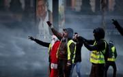 """Pháp: Biểu tình """"áo ghi-lê vàng"""" mất đà vì ...lạnh"""