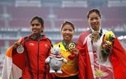Quang Hải xếp sau nhà vô địch châu Á Thu Thảo