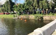 Nam thanh niên tử vong dưới hồ với nhiều vết thương