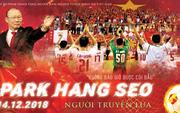 Sắp công chiếu phim tài liệu về HLV Park Hang-seo tại Việt Nam