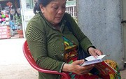 Người đàn bà bán vé số nghèo và 2 gã thanh niên bất nhân