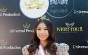 13 tuổi, mẫu nhí Việt đăng quang Hoa hậu Hoàn vũ nhí 2018