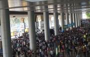 """Chấn chỉnh """"bến cóc khủng"""" khu vực sân bay Tân Sơn Nhất"""