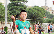"""Sao Việt """"chiến"""" cùng  World Cup"""
