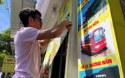 Xử phạt hàng loạt cơ sở đặt bảng hiệu tiếng nước ngoài