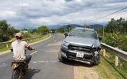 Xe con tông xe máy, nam thanh niên tử vong khi vừa ra khỏi nhà