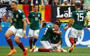 Mexico thắng sốc đương kim vô địch thế giới