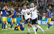 Kết quả dự đoán trúng thưởng trận Đức – Thụy Điển