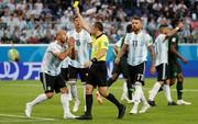 Gặp Pháp, Argentina làm sao đá!