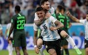 Kết quả dự đoán trúng thưởng trận Nigeria - Argentina