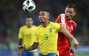 Kết quả dự đoán trúng thưởng trận Serbia - Brazil