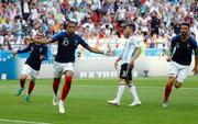 Có đến 5 phiếu đoán đúng kết quả trận Pháp – Argentina
