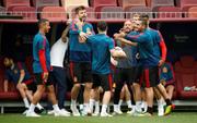 Soi kèo mới nhất 2 trận Nga - Tây Ban Nha, Croatia - Đan Mạch
