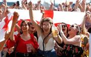 Người Anh lo bùng nổ dân số