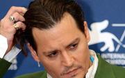"""""""Cướp biển"""" Johnny Depp dàn xếp êm vụ kiện 25 triệu USD"""