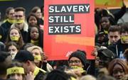 Bi kịch nô lệ hiện đại